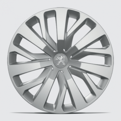 "Embellecedor de rueda RAKIURA 16"" Peugeot - Rifter"