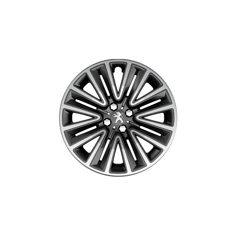 "Hubcaps on the wheels 16"" Peugeot - 2008"