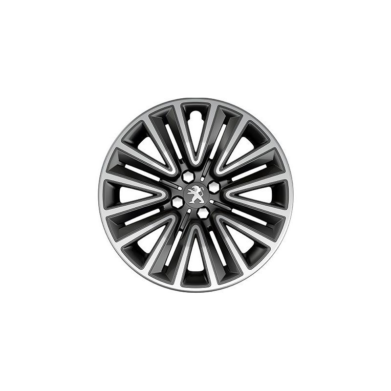 """Embellecedor de rueda SILICE 16"""" Peugeot 2008"""
