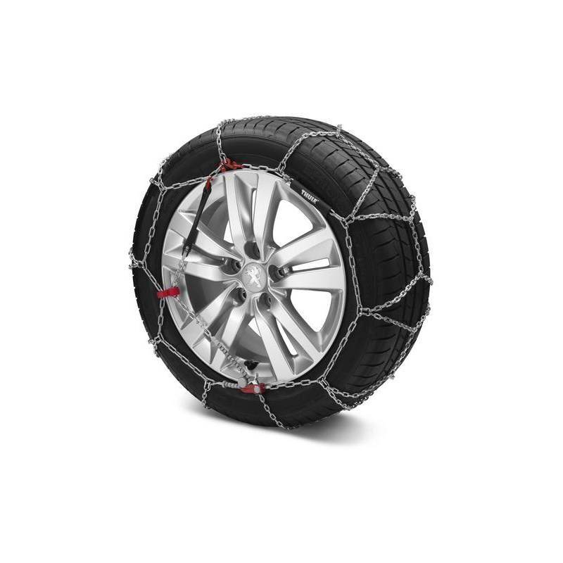 Set of snow chains with cross pieces THULE CD-9 104B