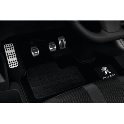 Tappetino in moquette agugliata monoblocco anteriore Peugeot Traveller