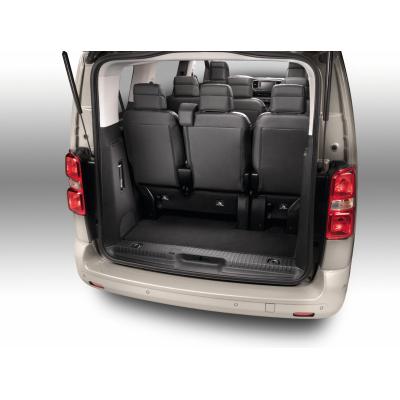 Kofferraummatte Peugeot Traveller, Citroën SpaceTourer