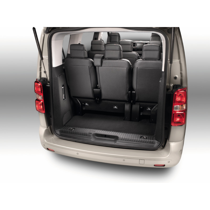 Koberec do batožinového priestoru Peugeot Traveller, Citroën SpaceTourer