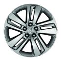 "Llanta de aleación Peugeot PHOENIX 17"" GRIS - Traveller, Expert 4"