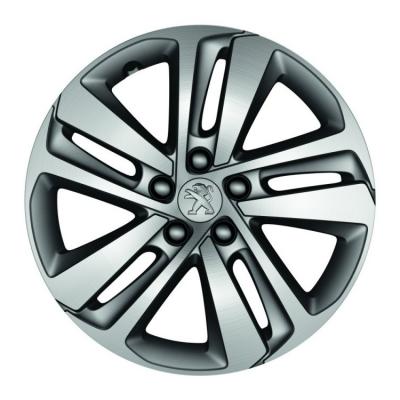 """Cerchio in lega Peugeot PHOENIX 17"""" GRIGIO - Traveller, Expert 4"""