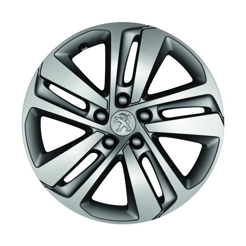 "Alloy wheel Peugeot PHOENIX 17"" GREY - Traveller, Expert 4"