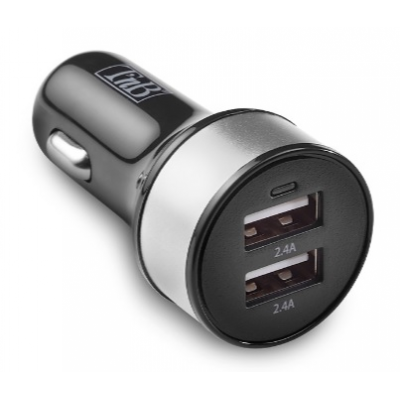 Nabíjačka do auta (autonabíjačka) 2 USB MAX 4,8 A