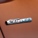 "Badge ""GT LINE"" rear Peugeot Rifter"