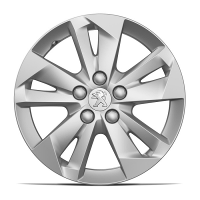 "Set of 4 alloy wheels TARANAKI 16"" Peugeot Rifter"
