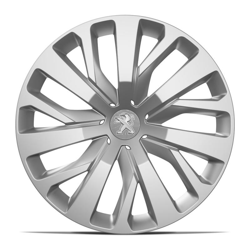 "Puklice na kolo RAKIURA 16"" Peugeot - Rifter"