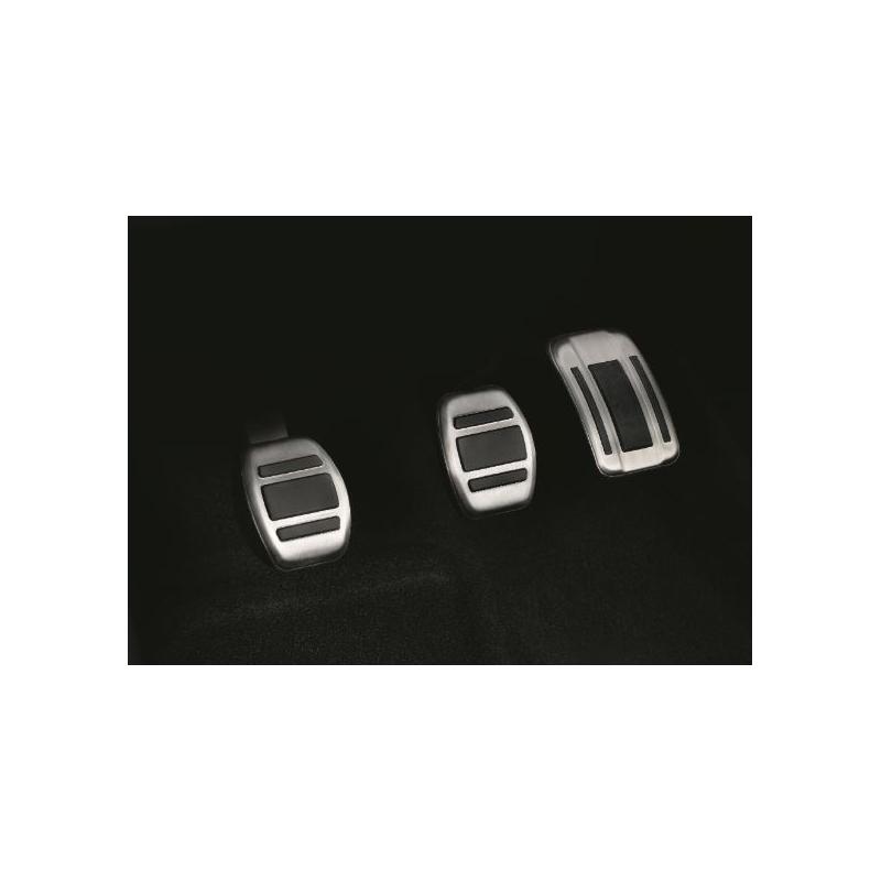 Sada hliníkových šlapek pedálů pro MANUÁLNÍ převodovku Peugeot - 508 (R8), 508 SW (R8)