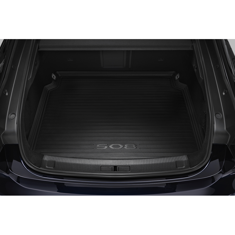 Luggage compartment tray plastic Peugeot 508 SW (R8)