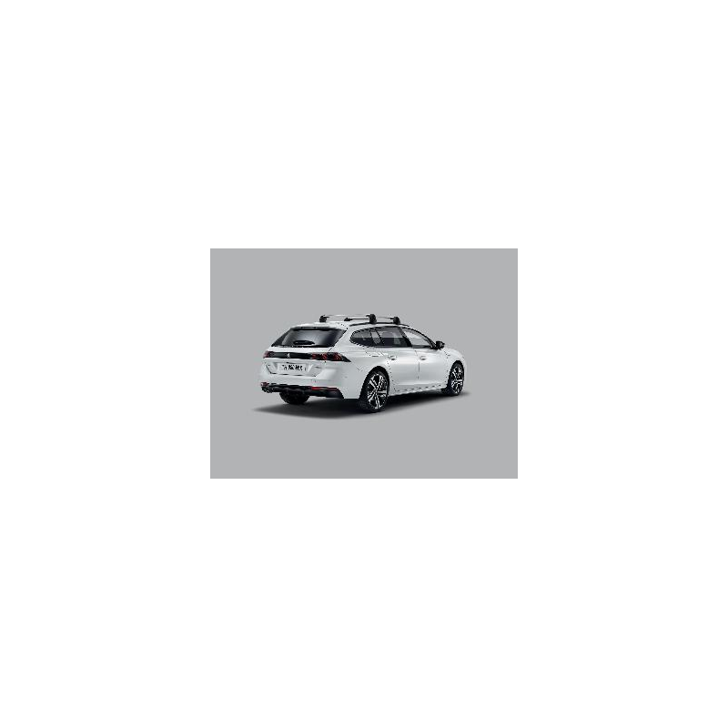 Set of 2 transverse roof bars Peugeot 508 SW (R8)