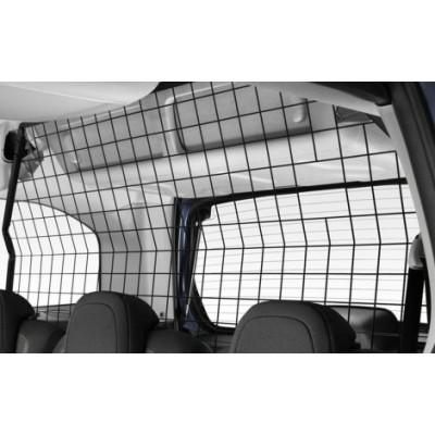 Rejilla de protección para perros Peugeot Rifter, Partner Tepee (B9), Citroën Berlingo (K9), (B9)