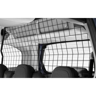 Separating grid for dogs Peugeot Rifter, Partner Tepee (B9), Citroën Berlingo (K9), (B9)