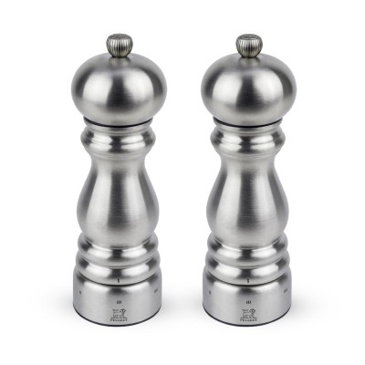 Peugeot Dárkový set mlýnků na pepř a sůl PARIS CHEF U'Select, 18 cm