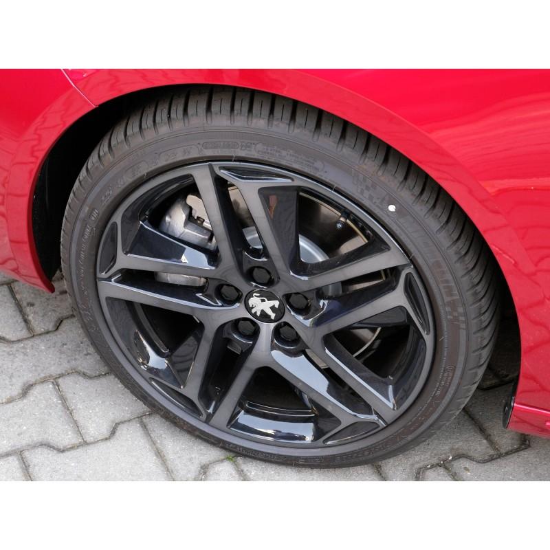 """Hliníkové kolo Peugeot SAPHIR BLACK 18"""" - 308 (T9)"""