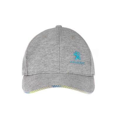 """Peugeot Cap """"ELECTRIC"""" grau MARL"""