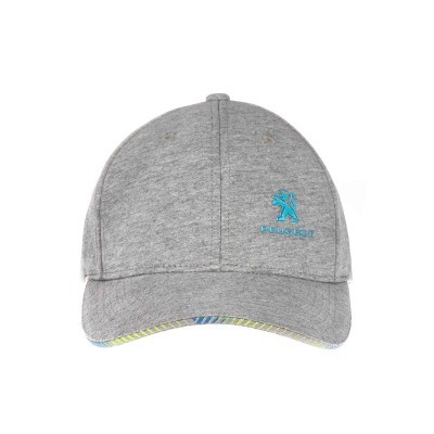 "Peugeot Cap ""ELECTRIC"" grey MARL"