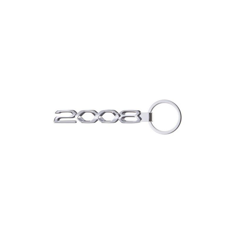 Schlüsselanhänger Peugeot 2008