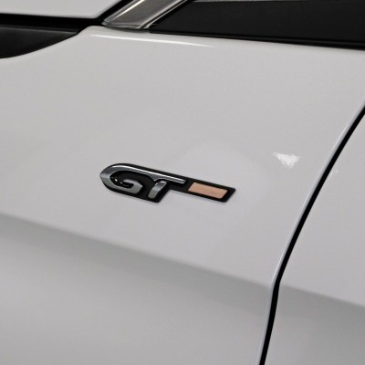 """Monogrammo """"GT"""" lato destro Peugeot - Nuova 3008 (P84), Nuova 5008 (P87)"""
