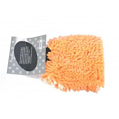 Waschhandschuh mikrofaser doppelseitig Citroen
