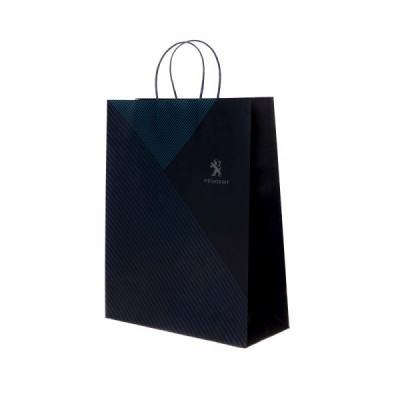 Bolsa de papel Peugeot - grande