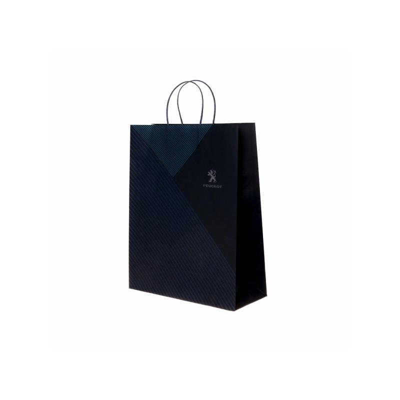 Papírová taška Peugeot - velká