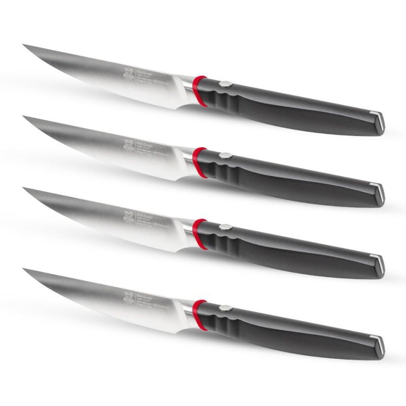 Set 4 steakových nožov Peugeot Paris Classic