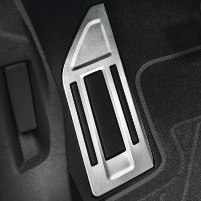 Aluminium footrest Peugeot - 3008 SUV (P84), 5008 SUV (P87)