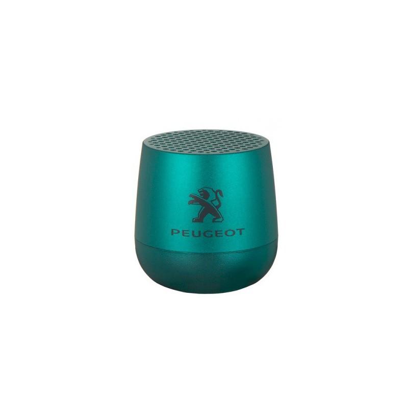 Blauer Bluetooth Lautsprecher Peugeot