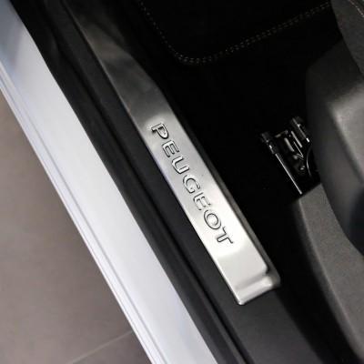 Left front door sill trim Peugeot 3008 (P84), 5008 (P87)