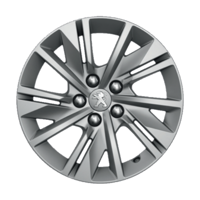 "Alloy wheel Peugeot CYPRESS 16"" - 508 (R8)"