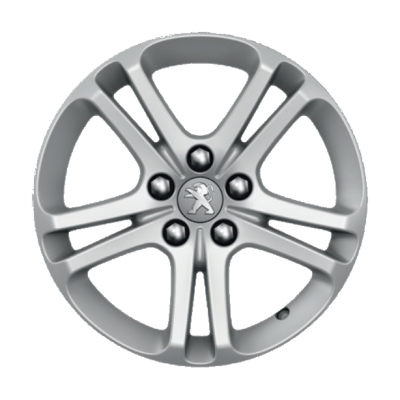 "Cerchio in lega Peugeot BANDON 16"" - 508 (R8)"