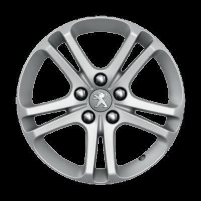 """Llanta de aleación Peugeot BANDON 16"""" - 508 (R8)"""