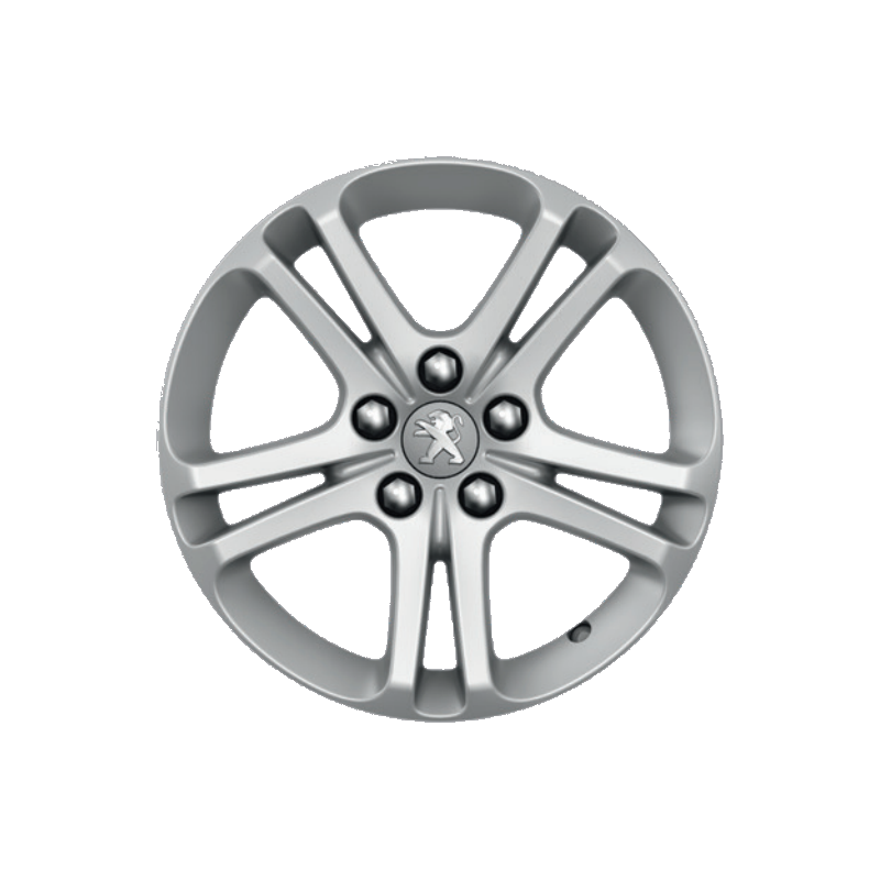 """Alloy wheel Peugeot BANDON 16"""" - 508 (R8)"""