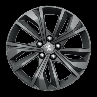 """Cerchio in lega Peugeot MERION grigio 17"""" - 508 (R8)"""