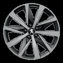"""Cerchio in lega Peugeot HIRONE 18"""" - 508 (R8)"""