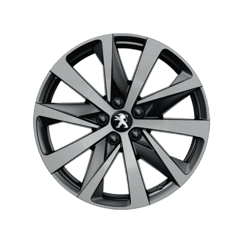 "Alloy wheel Peugeot HIRONE 18"" - 508 (R8)"