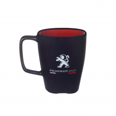 Porcelain mug Peugeot Sport