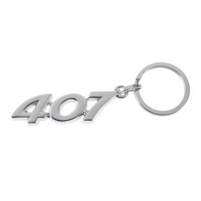Klíčenka Peugeot 407