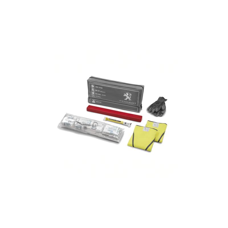 Kit de emergencia y señalización Peugeot