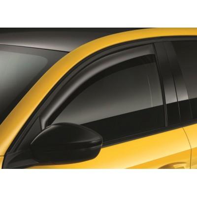 Serie di 2 deflettori dell'aria Peugeot 208 (P21)