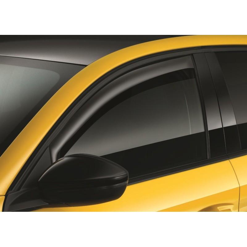 Juego de 2 deflectores de aire Peugeot 208 (P21)