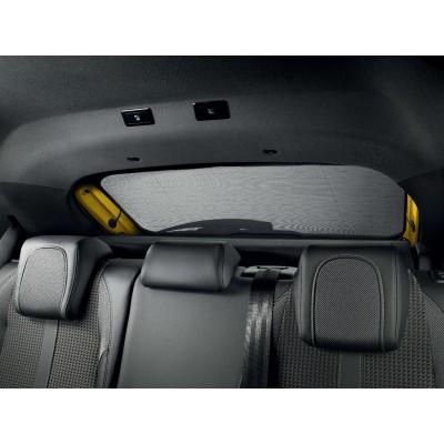 Slnečná clona pre okno 5. dverí Peugeot 208 (P21)