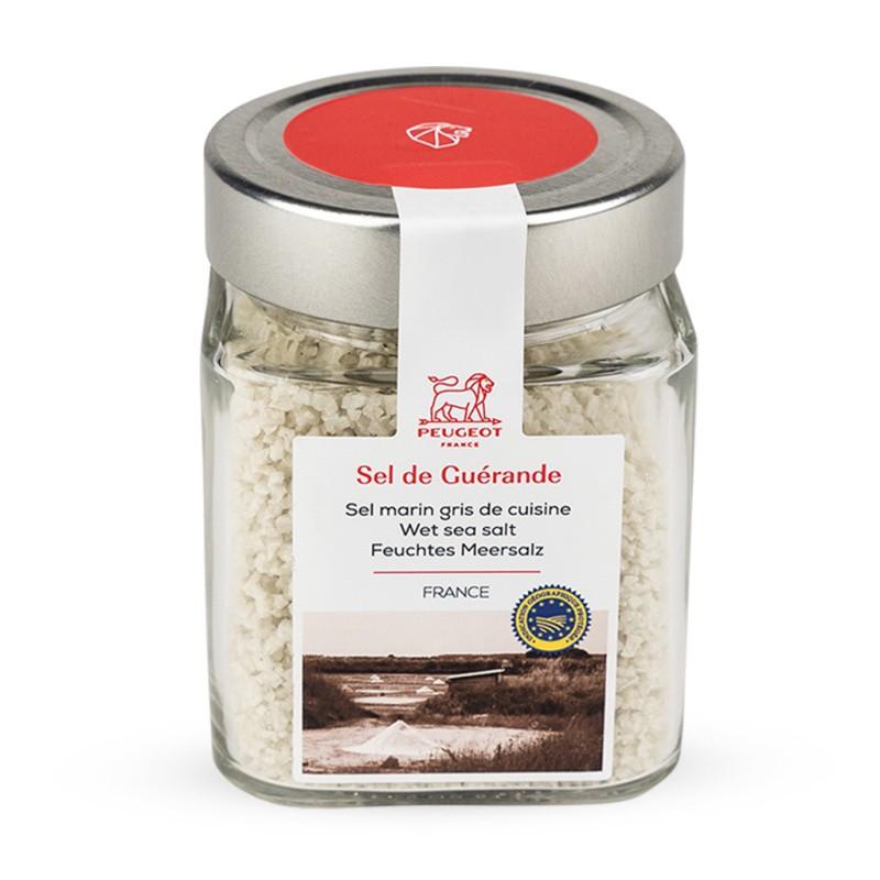 Peugeot vlhká mořská sůl 240g