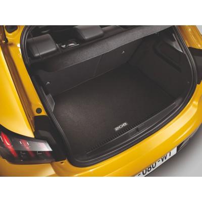 Koberec do batožinového priestoru Peugeot 208 (P21)