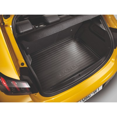 Luggage compartment tray plastic Peugeot 208 (P21)