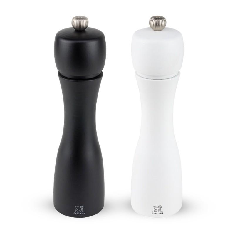 Peugeot TAHITI Dárkový set mlýnků na pepř a sůl 20 cm