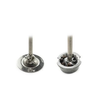 Peugeot TAHITI Duo Pfeffer- und Salzmühle, weiß und schwarz, 15 cm